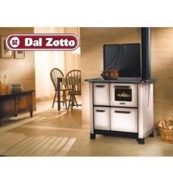 Cucina a legna Classica 350 dx