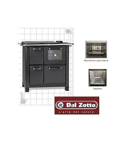 Cucina A Legna Dal Zotto.Cucina A Legna Classica 450 Dx Filippi Shop