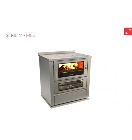 Cucina a legna Rizzoli
